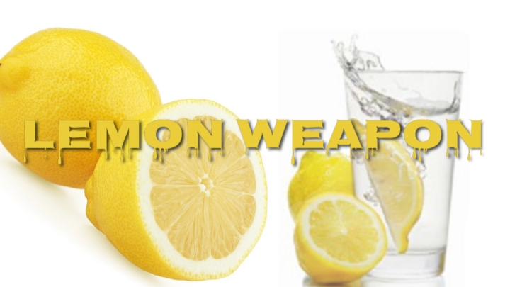 The Lemon Weapon & Its Health Benefits