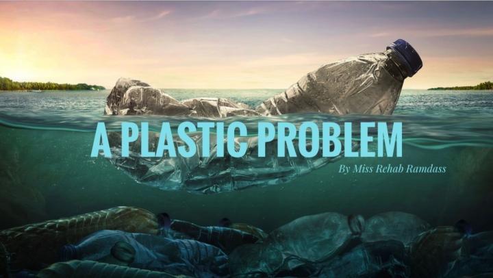 A Plastic Problem
